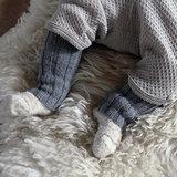 Babylegs / polswarmers voor baby en kind_