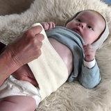 Borst- & Buikwikkel Set, Baby / Peuter _
