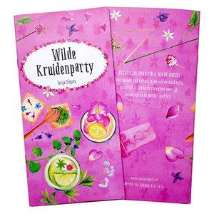 Brochure: Wilde kruidenparty